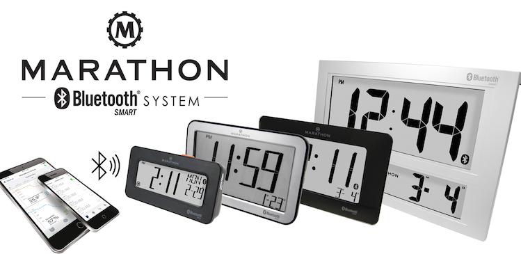 MarathonClock