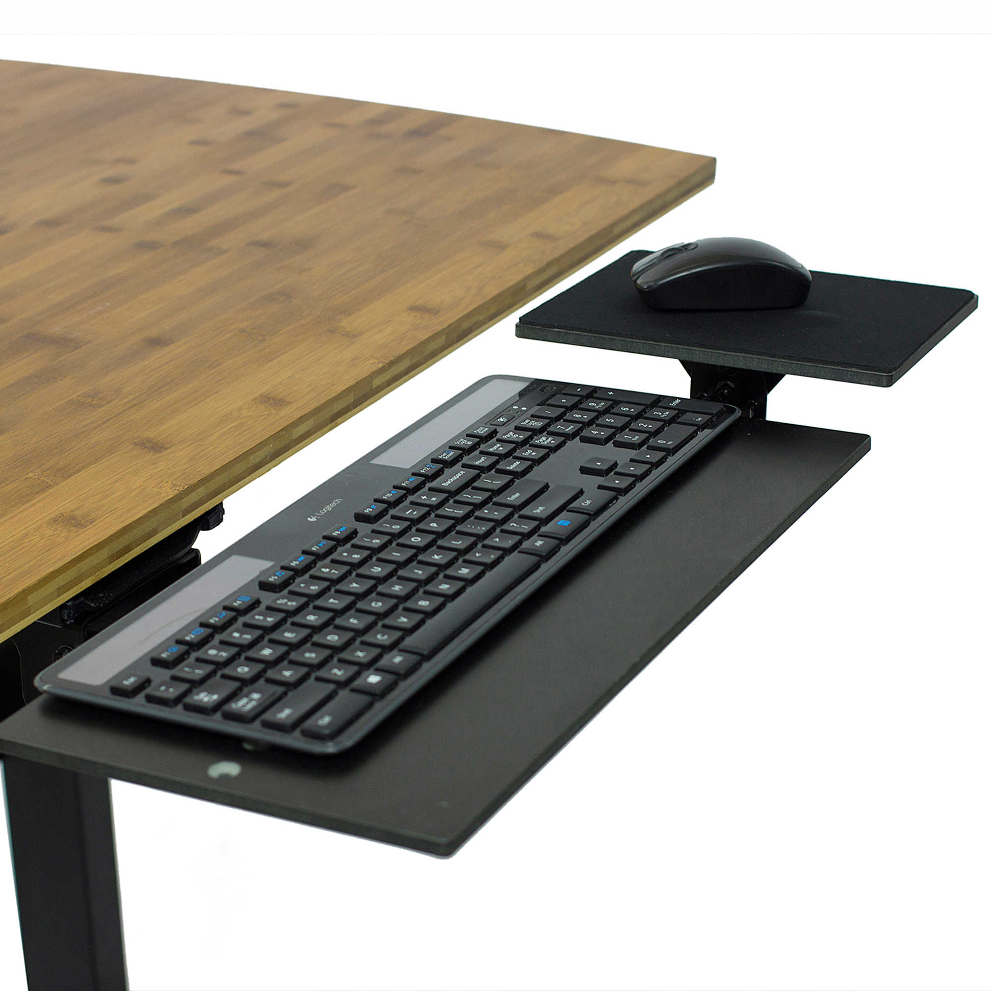 Kt1 Ergonomic Under Desk Keyboard Tray Fully Adjustable